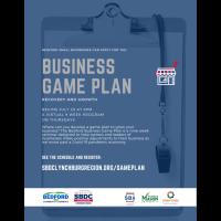 2021 Business Game Plan - Week 9