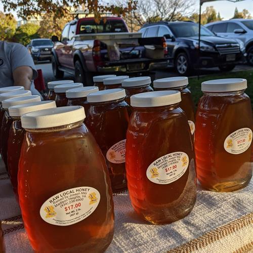 Local Honey.