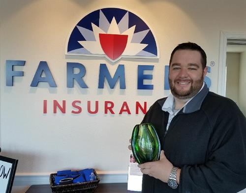 RJ's Green Vase