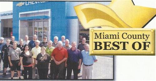 2013 Best of Miami County New and Used Dealership
