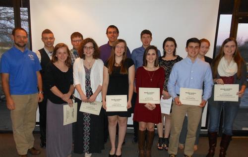 2016 Senior Scholarship