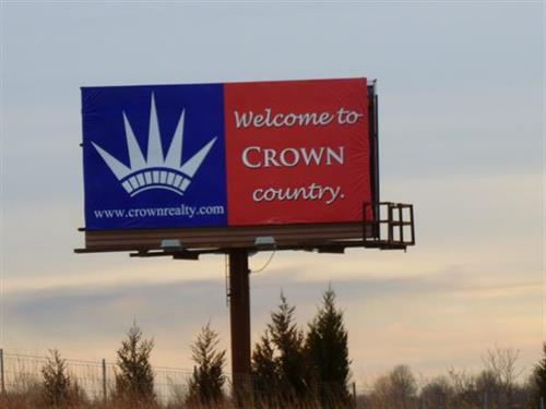 Welcome to Crown Country!