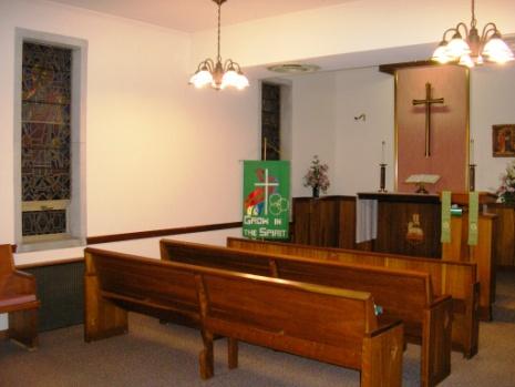 St. Luke's Chapel