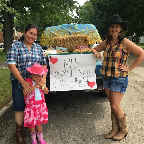 Sweet Corn Festival Parade 2019