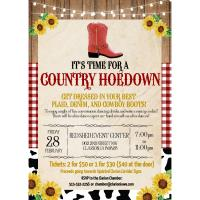 Country Hoedown Fundraiser