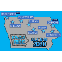 Iowa's Ride - Clarion