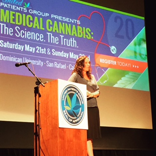 Dr. Julie Holland - Phychopharmacologist addresses psychosis and cannabis