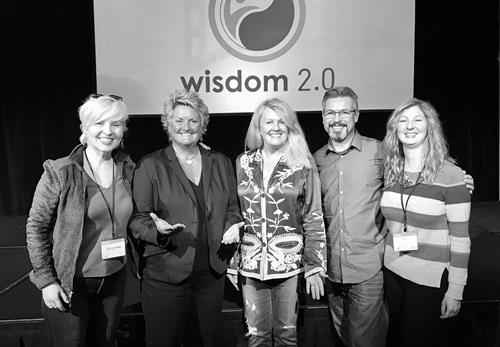 Wisdom 2.0 with Sarah McLean and MMI teachers