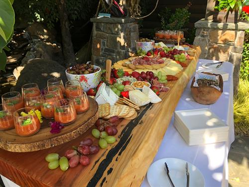 Grand Cheese and Charcuterie Boards