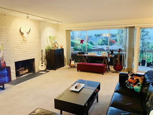 After photo of Tiburon living room