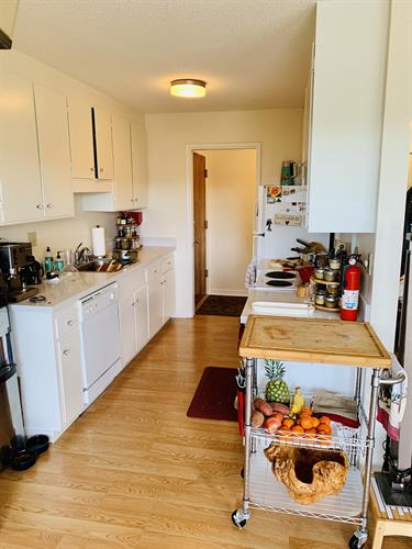 After photo of kitchen
