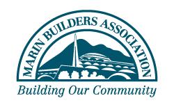 Marin Builders Logo