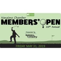 Members Open 2019