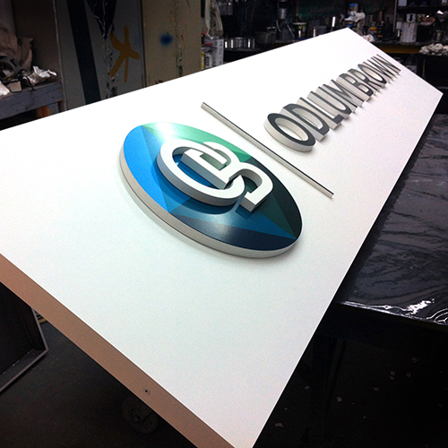Grant Signs, Grant Illuminated Signs, signage, vinyl, sign