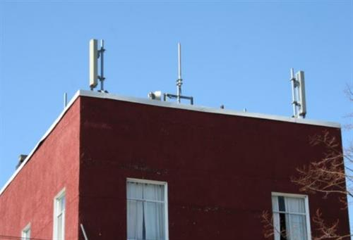 apartment 4G cell site - rent target $20,000