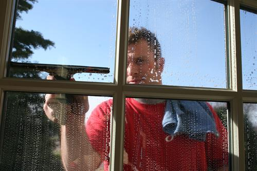 Enjoy clean windows at your home or office!