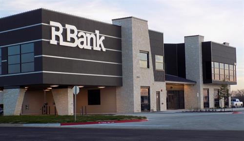 Round Rock East Banking Center