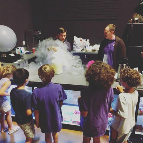 Special events, summer camps, and holiday camps