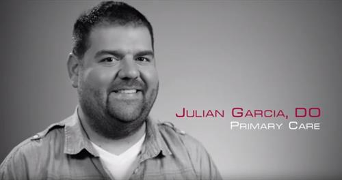 Dr. Julian Garcia, DO