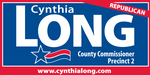 County Commissioner Cynthia Long