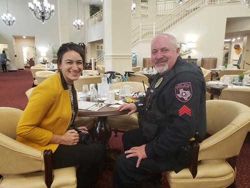 January 2020 First Responders Breakfast
