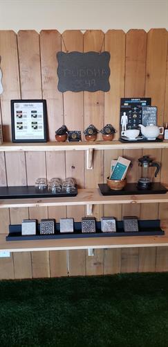 Buddha Teas and OTT Coffee