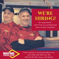 Wayne Garage Door Sales and Service, Inc.