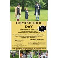 News Release: Schoenbrunn Village Homeschool Day