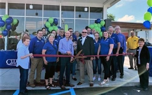 Raintree Office Ribbon Cutting (Remodel)