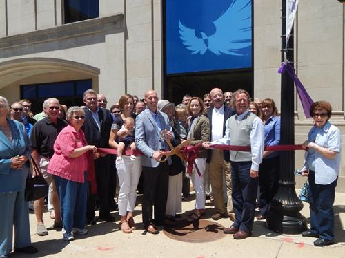 Broad Street Office Ribbon Cutting (Remodel)