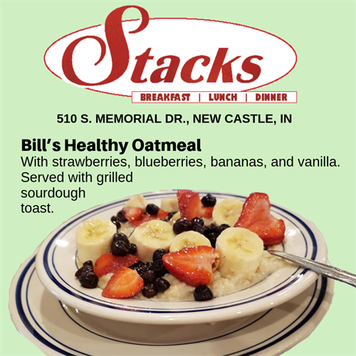 Bill's Healthy Oatmeal