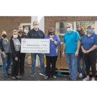 LifeStream Receives Grant From Arby's Foundation