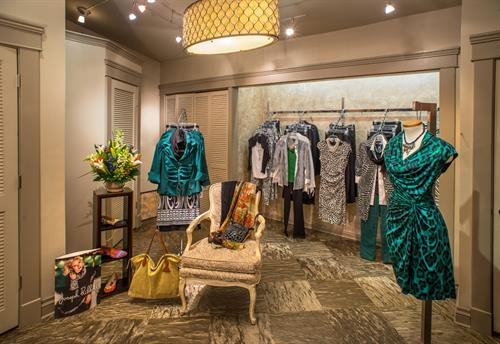 Renovation retail boutique