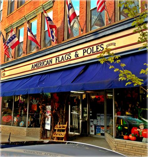 Our store is located at 276 Front Street