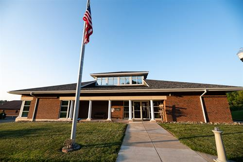 The Barlow Public Library