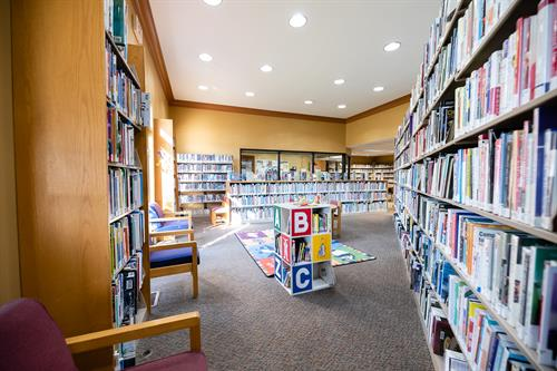 The New Matamoras Public Library