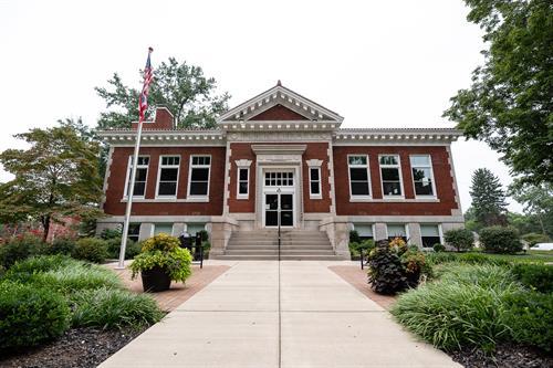 The Marietta Public Library