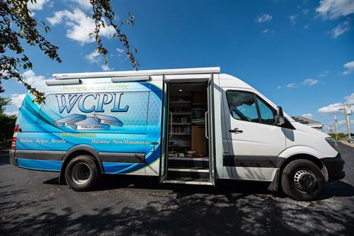 The WCPL Bookmobile