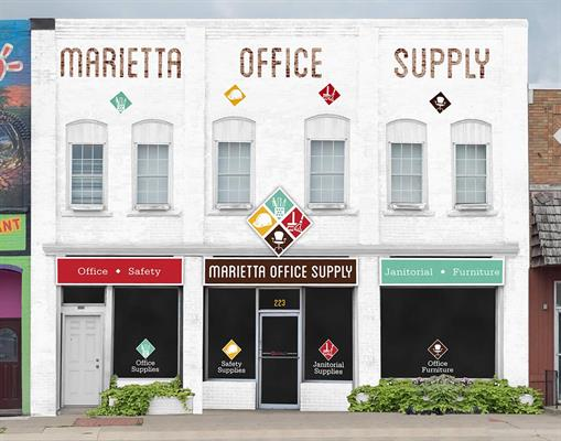 Marietta Office Supply/Parkersburg Office Supply