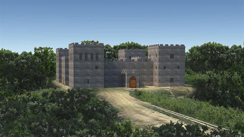 Grizer Castle Whipple Ohio
