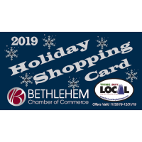 Chamber Holiday Shopping Card 2019