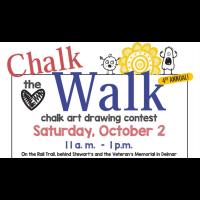 2021 Chalk the Walk
