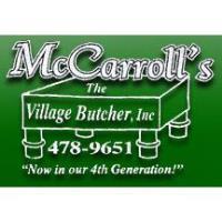 McCarroll's The Village Butcher