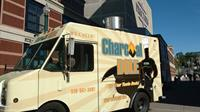 CharcoalDole Food Truck at The Real McCoy Brewery
