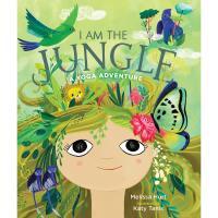 Melissa Hurt published a children's yoga picture I Am the Jungle: A Yoga Adventure
