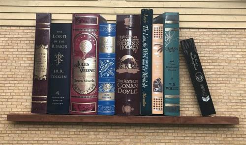 Our Book Shelf