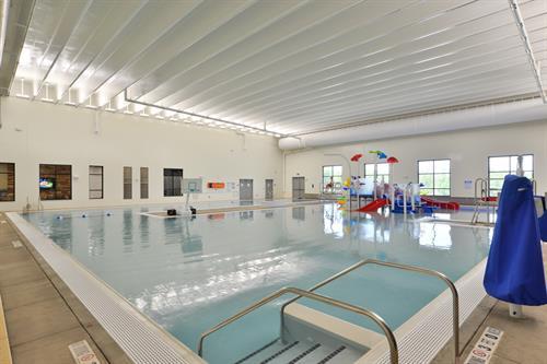Aquatic Center 1st Image
