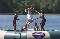 Heartwood Lake Fun