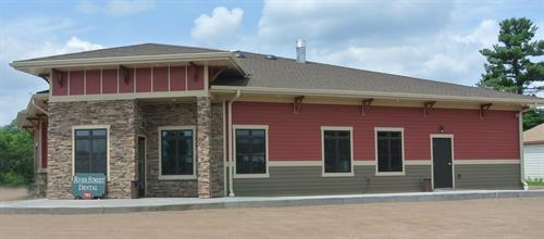 New Building - River Street Dental 701 N River Street