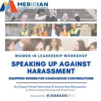 Women in Leadership Hybrid Event: Speaking Up Against Harassment